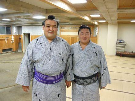東桜山断髪式