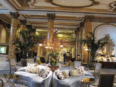 フェアモントホテル・サンフランシスコ