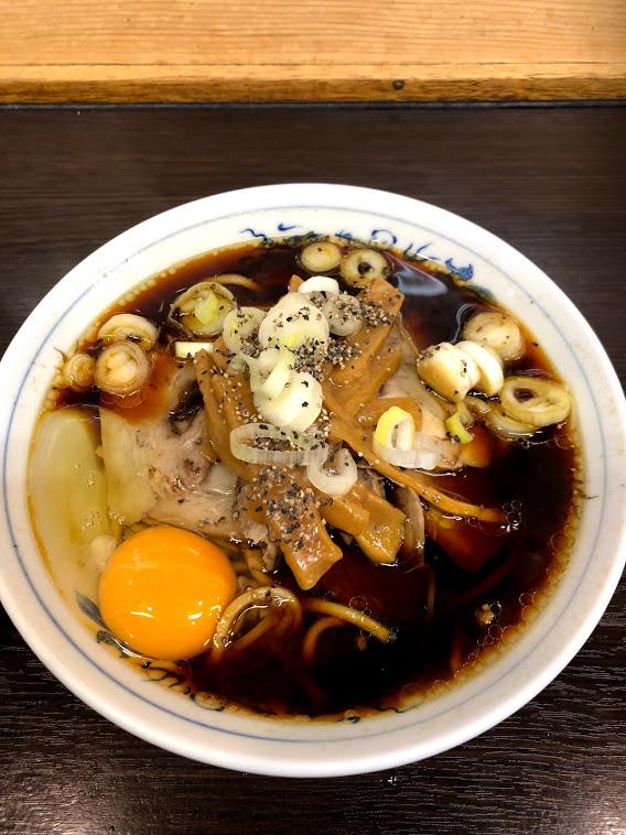 あなたは本当の富山ブラックを食べたことがあるか?